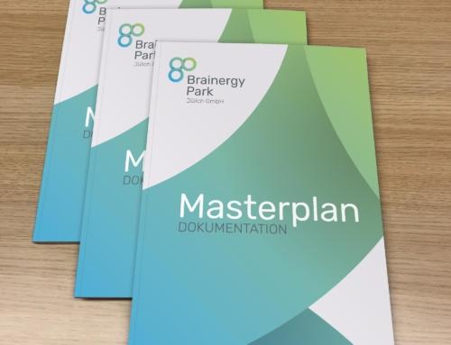 Masterplan im neuem Layout
