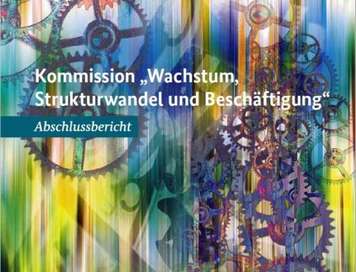 Brainergy Park Jülich im Abschlussbericht der Kohlekommission
