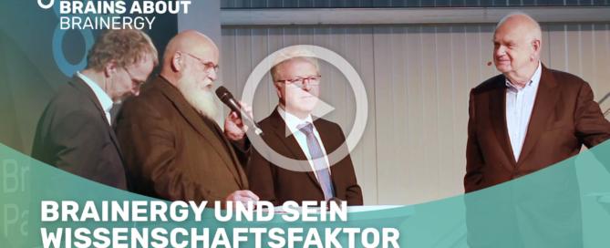Brainergy Park Jülich - Prof. Dr. Bernhard Hoffschmidt, DLR, Prof. Dr. Ulrich Schurr, FZJ, Prof. Dr. Marcus Baumann, Rektor der FH Aachen