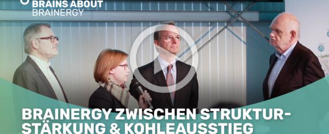 Brainergy Park Jülich - Katharina Willkomm MdB, Thomas Rachel, MdB und Dietmar Nietan, MdB