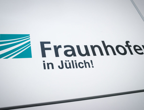 Startschuss für die Fraunhofer-Einrichtung für Energieinfrastrukturen und Geothermie IEG