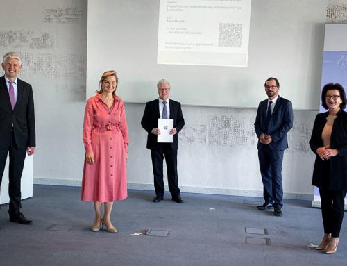 Land fördert Machbarkeitsstudie mit 3,4 Millionen Euro
