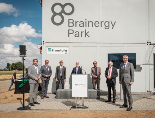 Fraunhofer Institut für Geothermie und Energieinfrastrukturen (IEG) im Jülich eröffnet