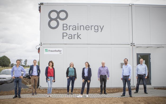 Das Team vom Brainergy Park