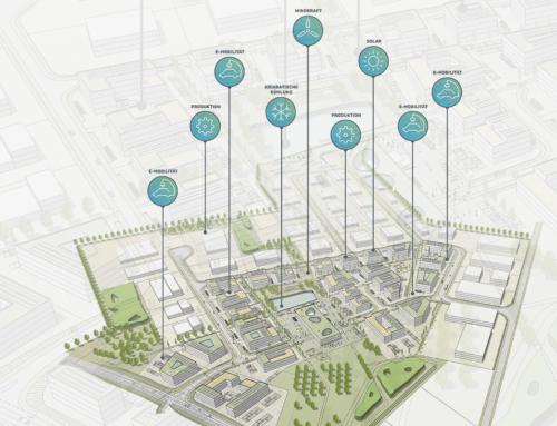 Dritter Stern für die Energiesystemplanung